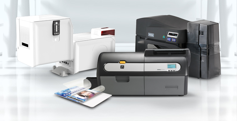 ID Card Laminators from Evolis, Fargo, Zebra