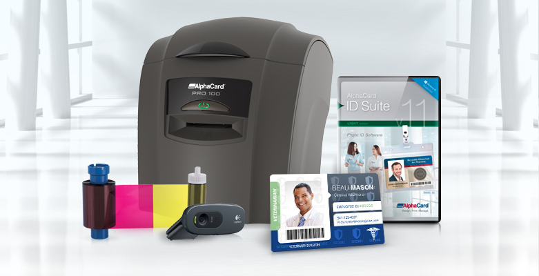 AlphaCard Complete Photo ID Card Systems Have All The Supplies You Need