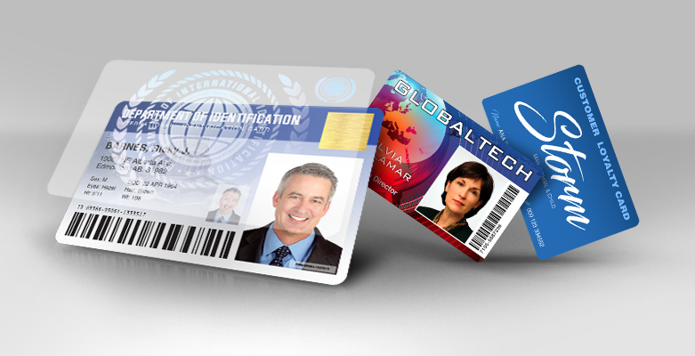 How to Print Visually Secure ID Cards