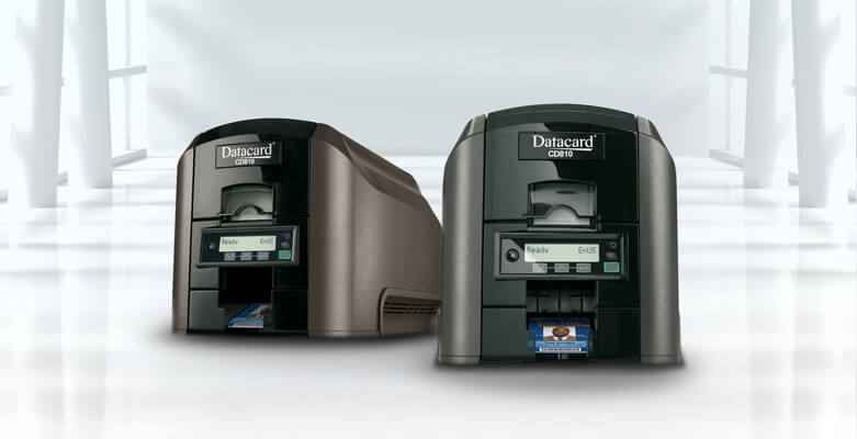 New Datacard CD810 ID Card Printer now at AlphaCard