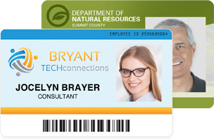 ID Card Template gallery – ID Card Design Resources – Learning Center