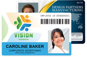 Id card template gallery id card design resources for Staff id badge template
