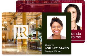 Hospitality ID Cards