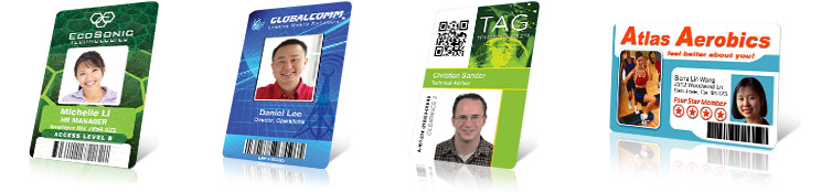 Sample Id Card Designs  Id Card Design Resources  Learning Center