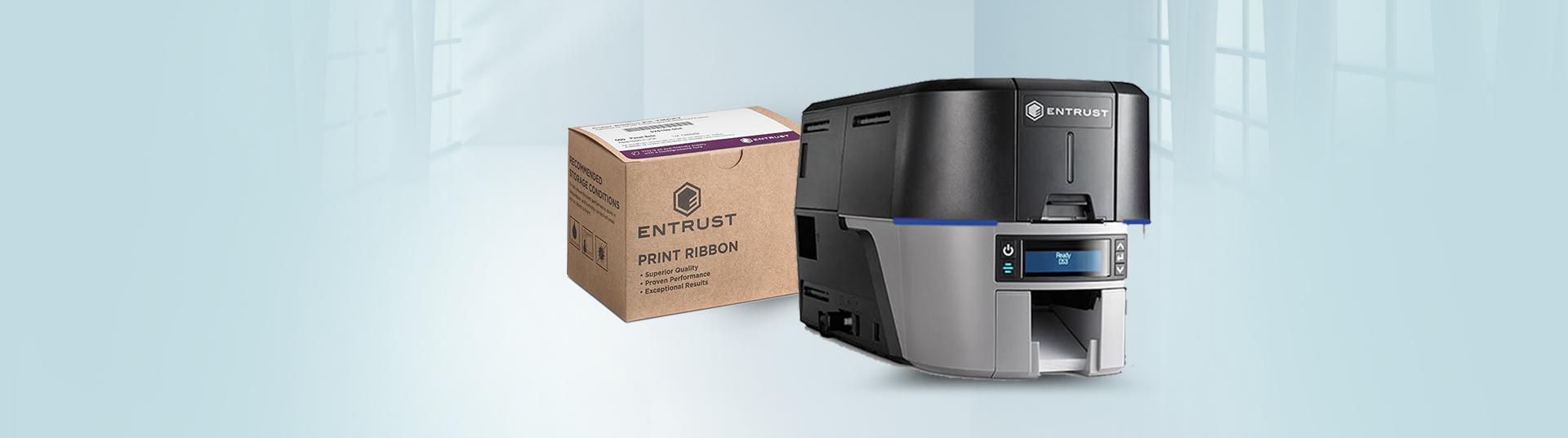 Entrust Datacard Sigma SL3 ID Card Printer