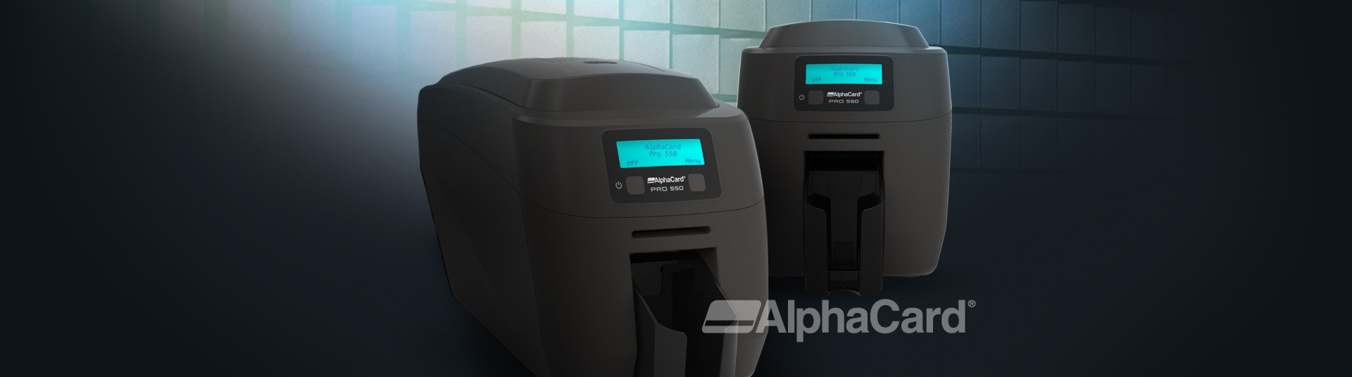 AlphaCard PRO 550 ID Card Printers