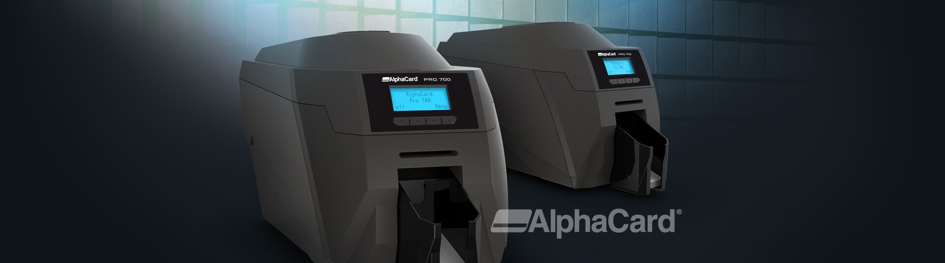 AlphaCard PRO 700 ID Card Printers