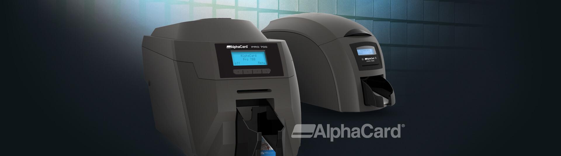 AlphaCard PRO 100