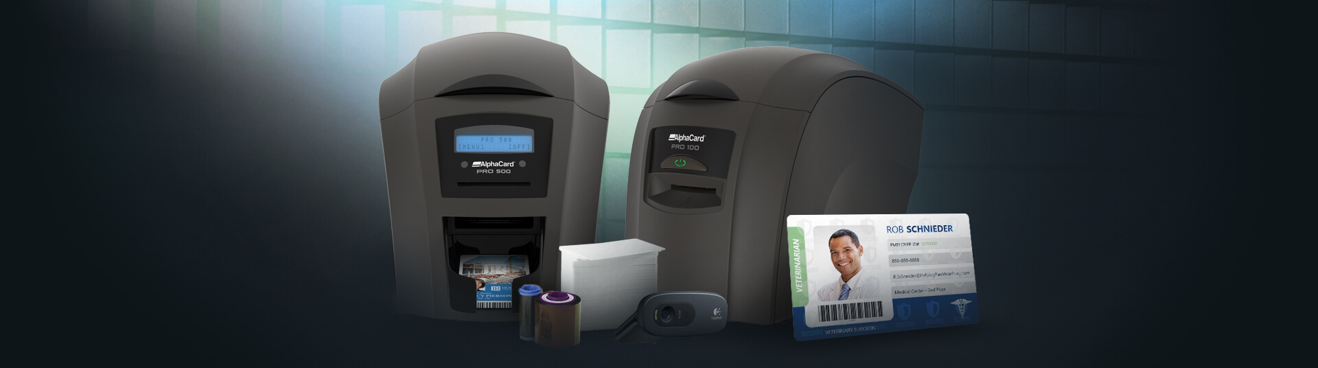 AlphaCard Printer Systems