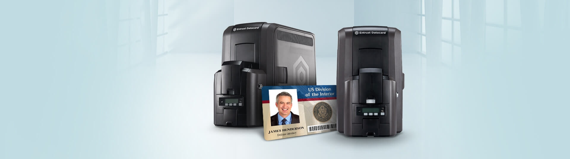 Datacard CR805 ID Card Printers