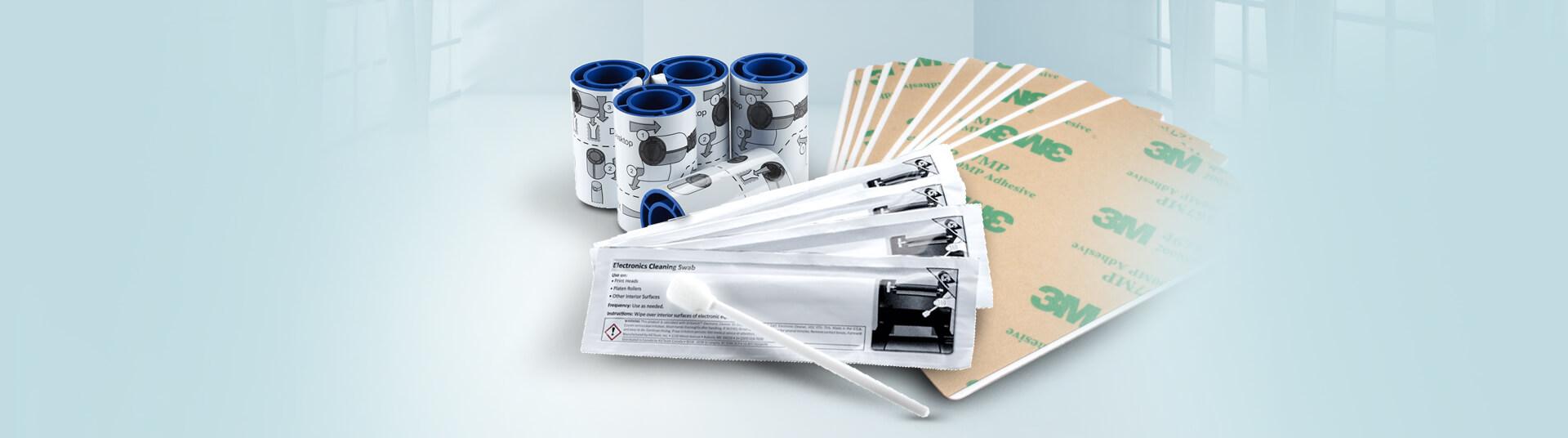 Entrust Datacard Cleaning Kits