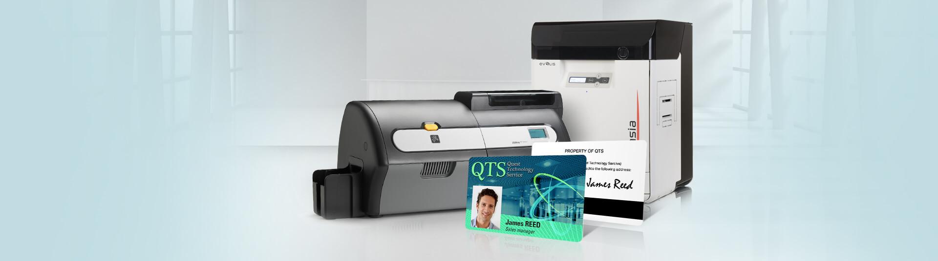 Dual-Sided ID Card Printers