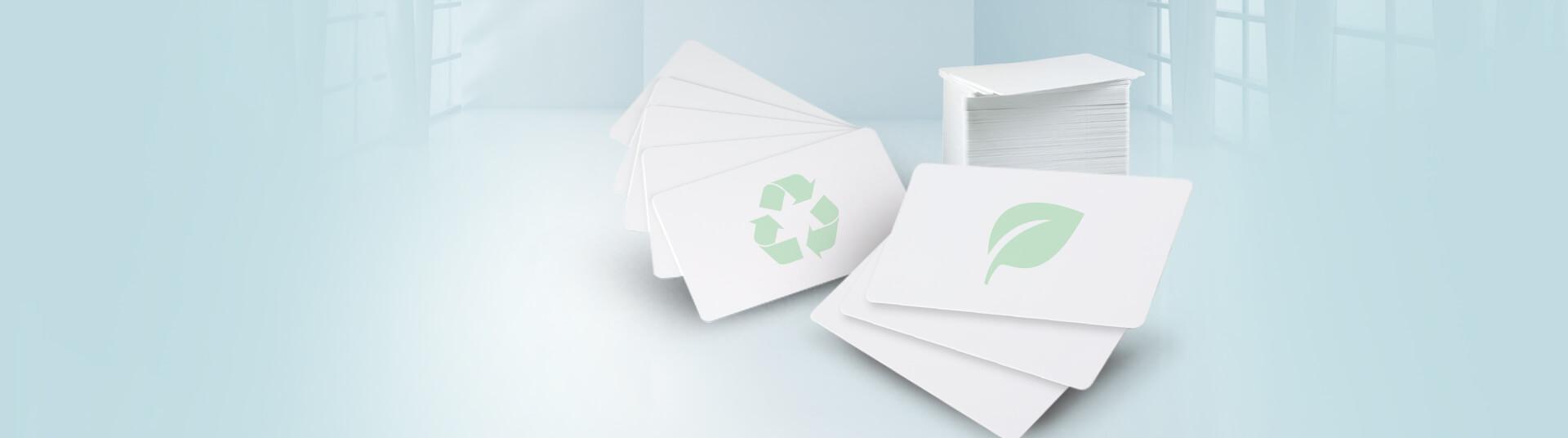 Earth-Friendly ID Cards