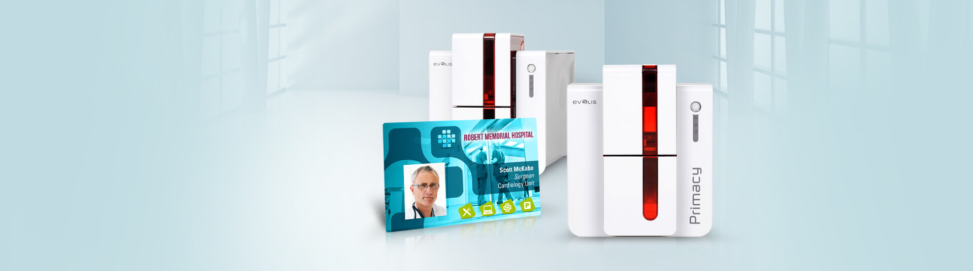 Evolis Primacy ID Card Printers
