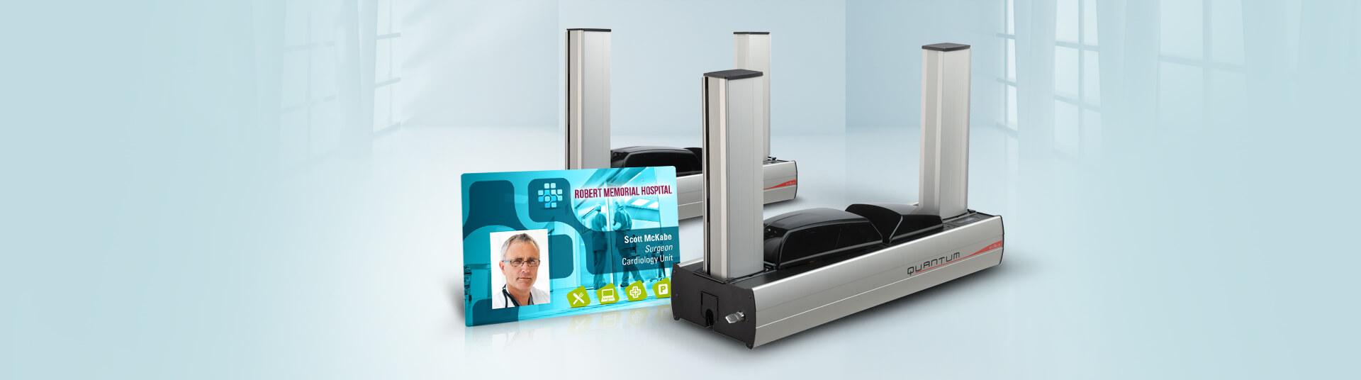 Evolis Quantum ID Card Printers