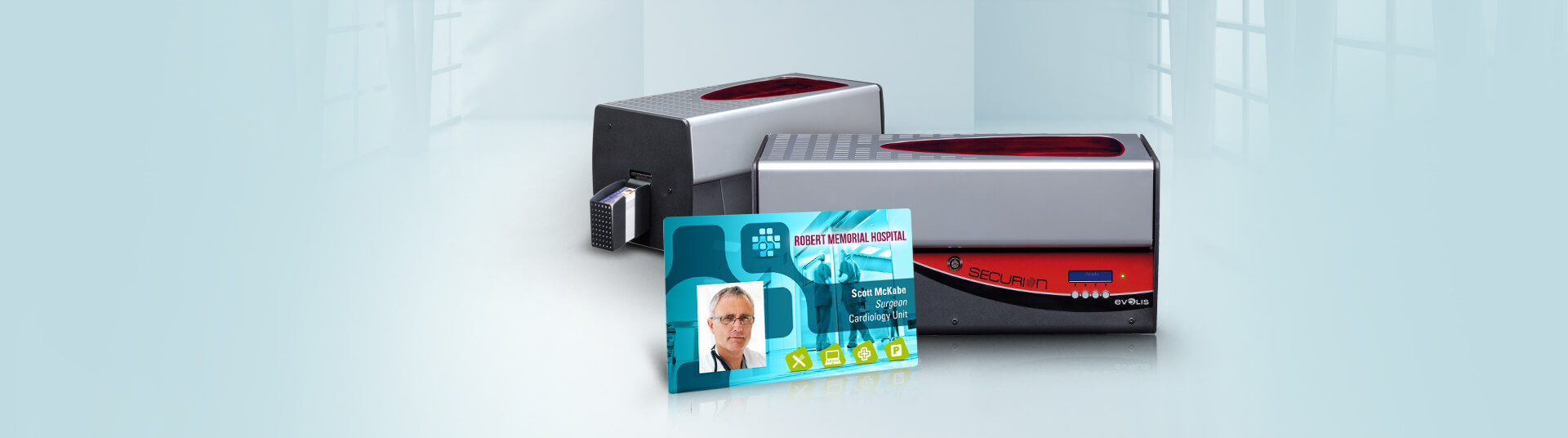 Evolis Securion Card Printers
