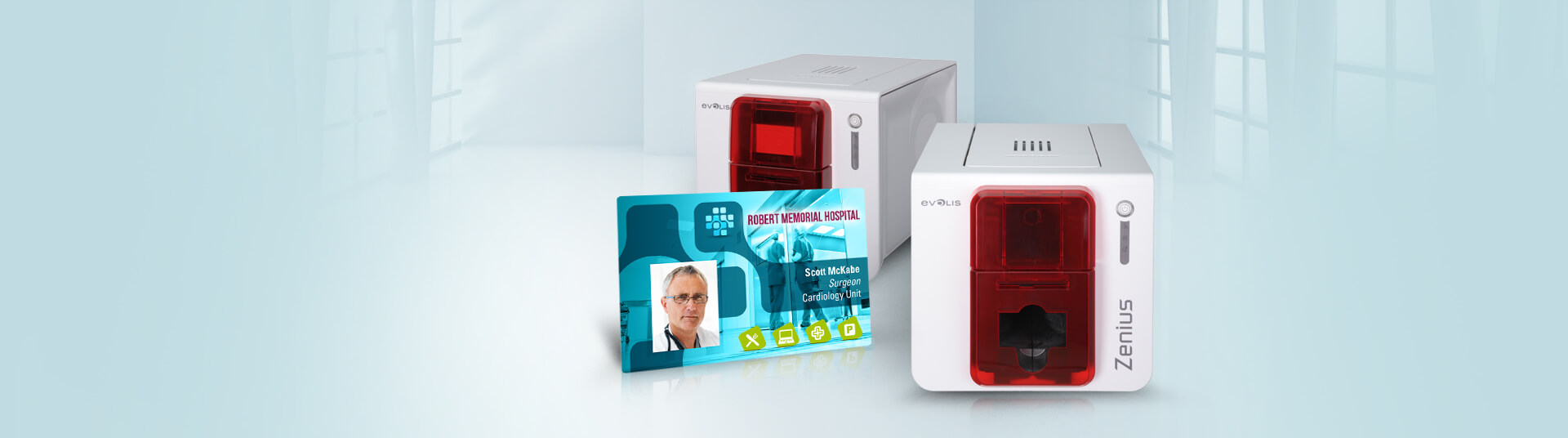 Evolis Zenius ID Card Printers