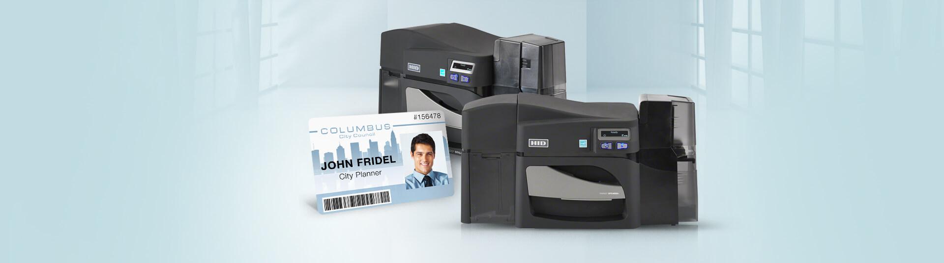 Fargo 4500e ID Card Printers