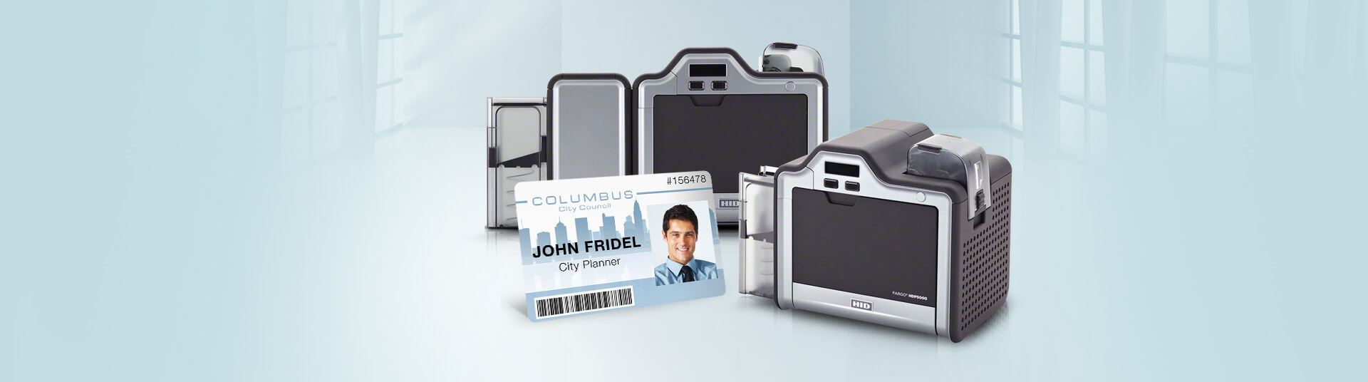 Fargo HDP5000 ID Card Printers