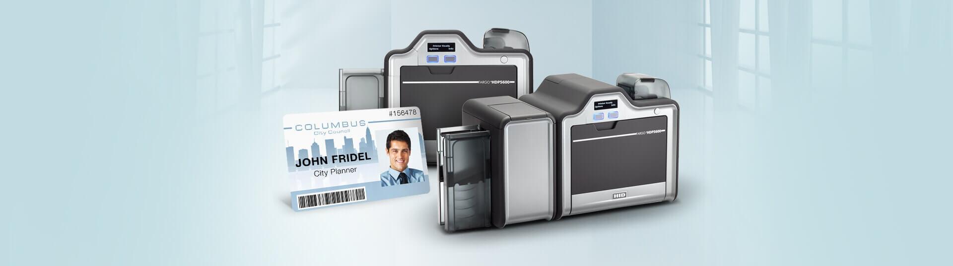Fargo HDP5600 ID Card Printers