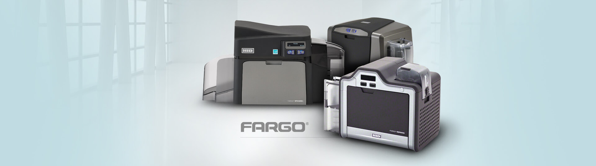 Fargo Badge Machines