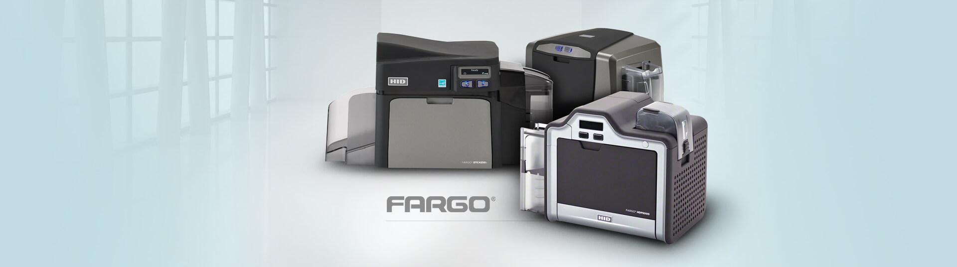 Fargo Badge Machines
