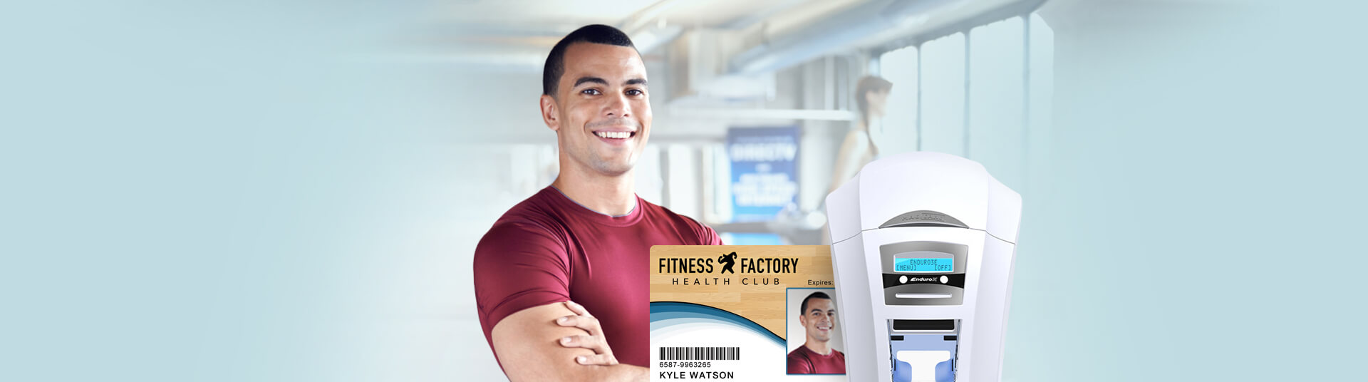 Gyms & Healthclub Cards