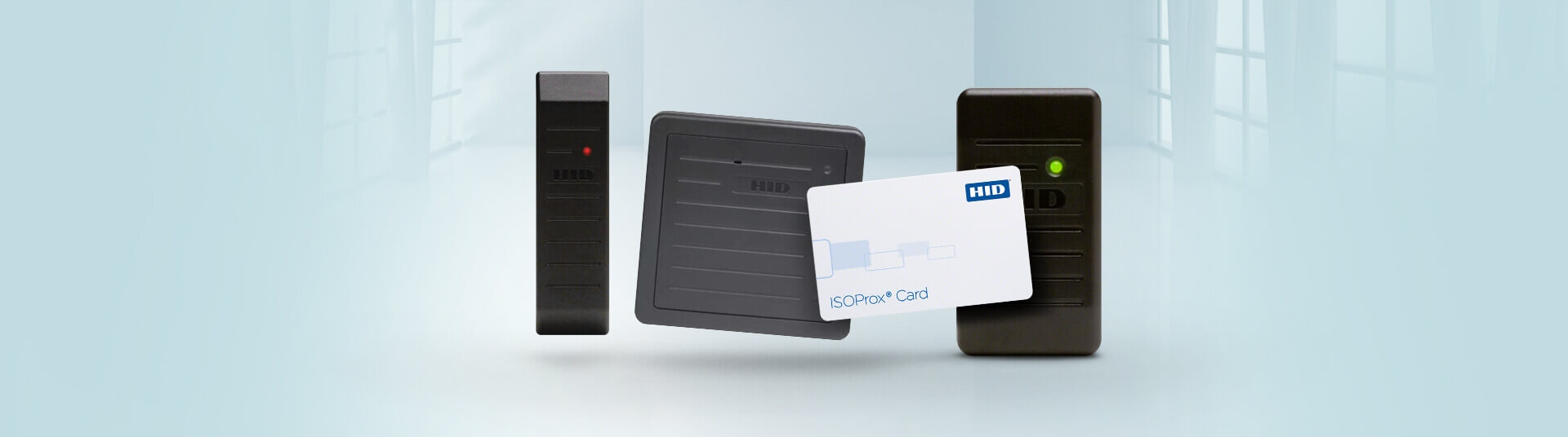 HID Prox Card Readers