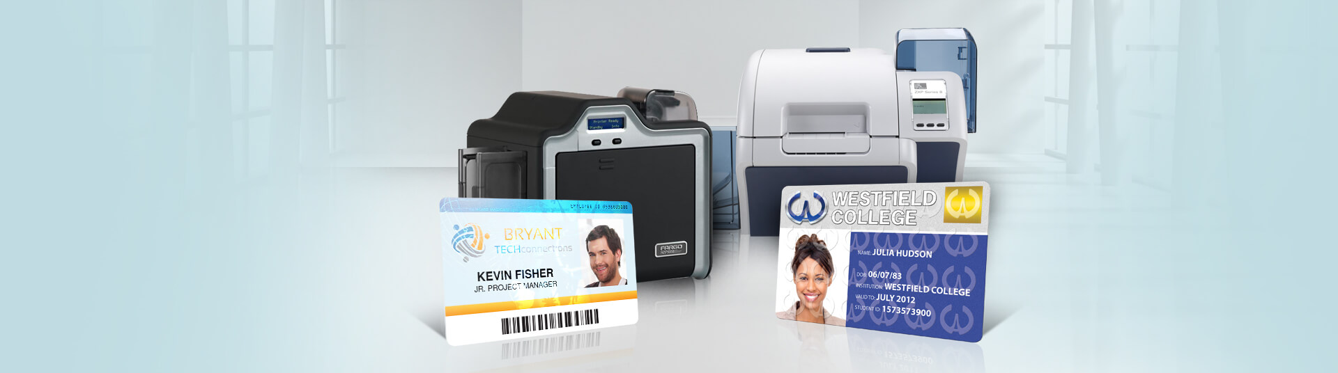 ID Card Printers with Special Features