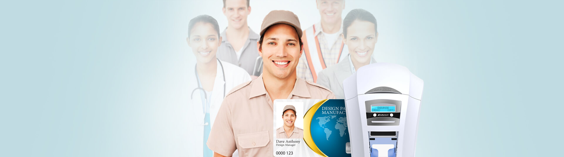 ID Card Solutions by Industry