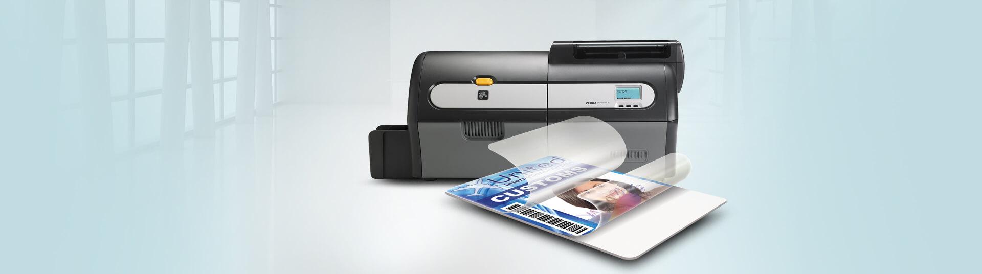 Laminating Photo ID Printers