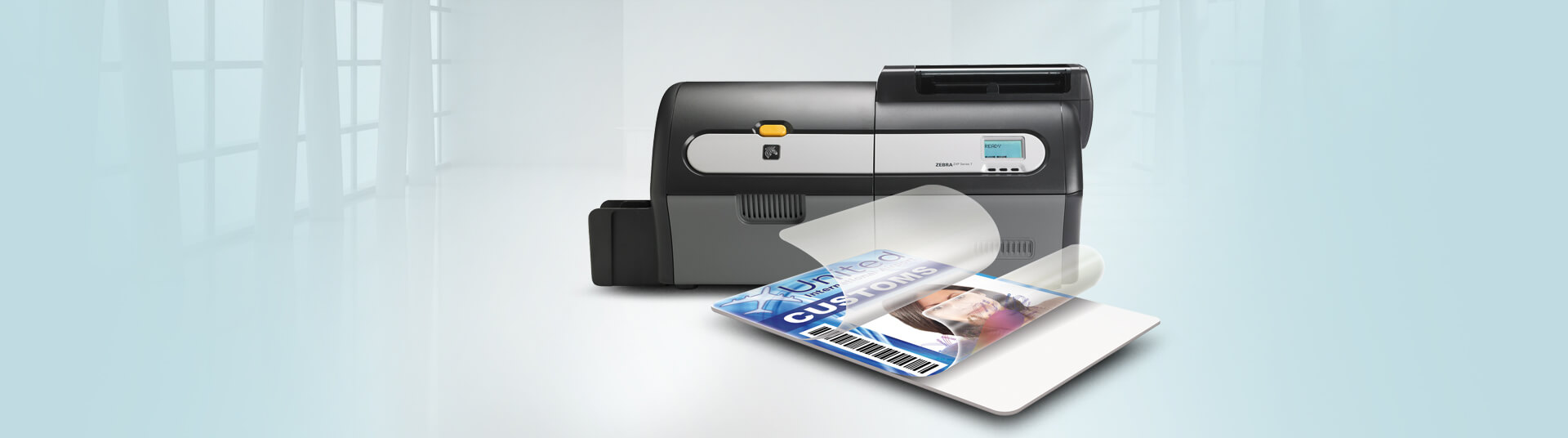 Laminate ID Card Printers