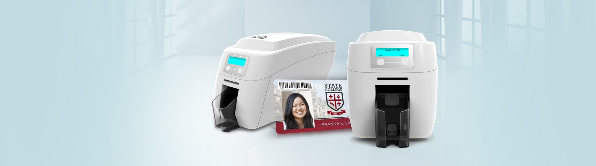 Magicard 300 ID Card Printers