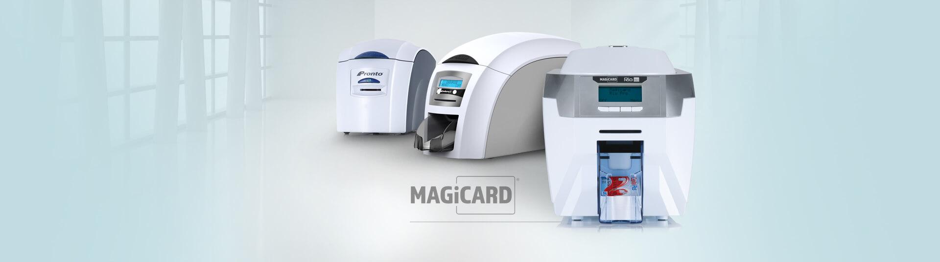 Magicard ID Badge Printer