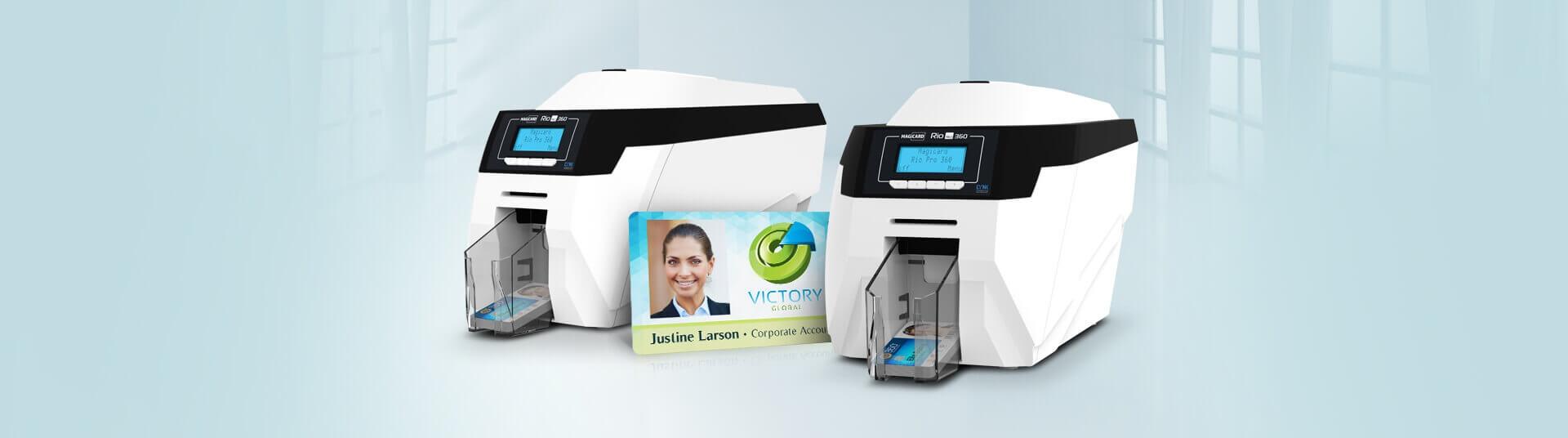 Magicard Rio Pro 360 ID Card Printers