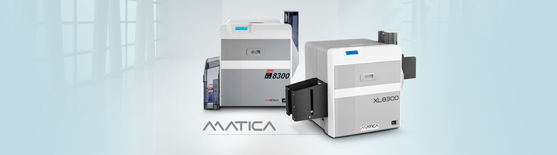 Matica Photo ID Printers