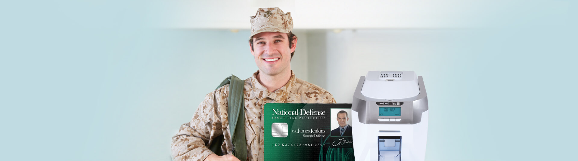 Military ID Cards