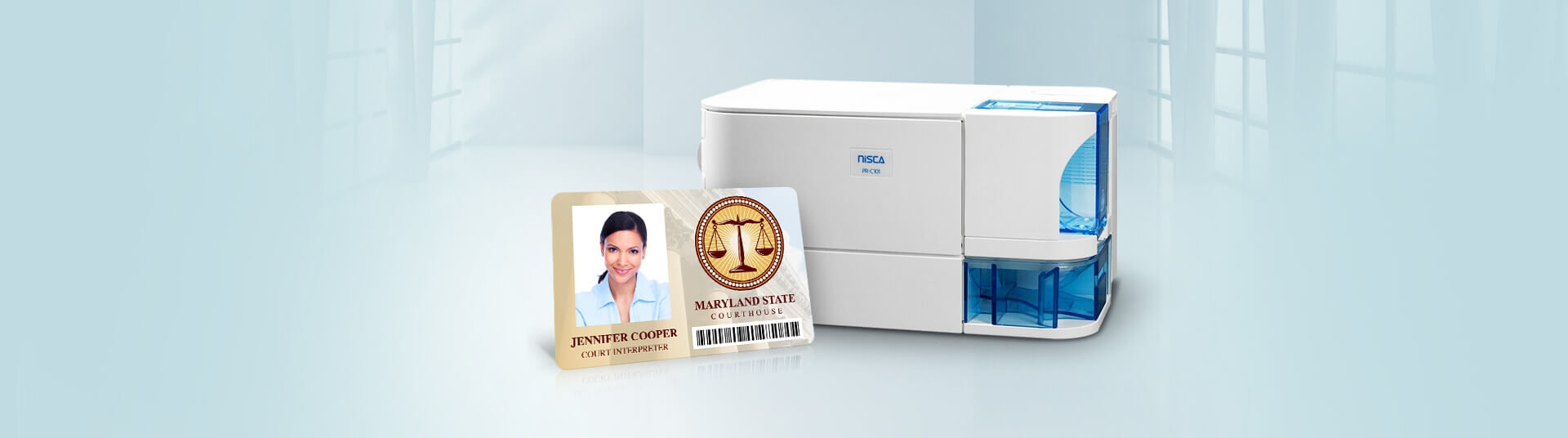 Nisca PR-C101 Printers
