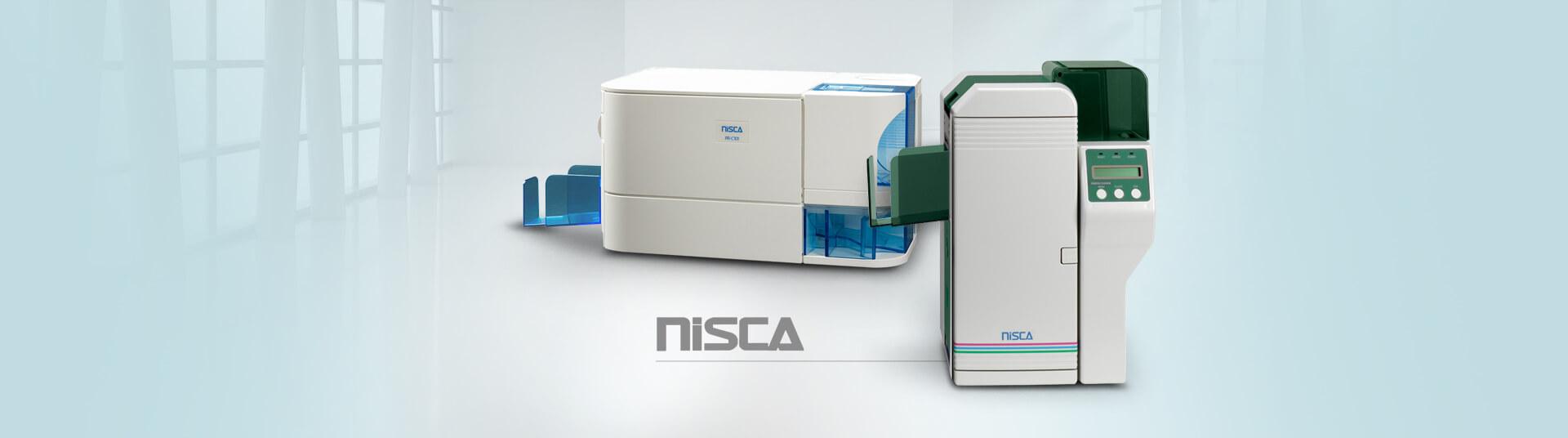 Nisca Photo ID Printers