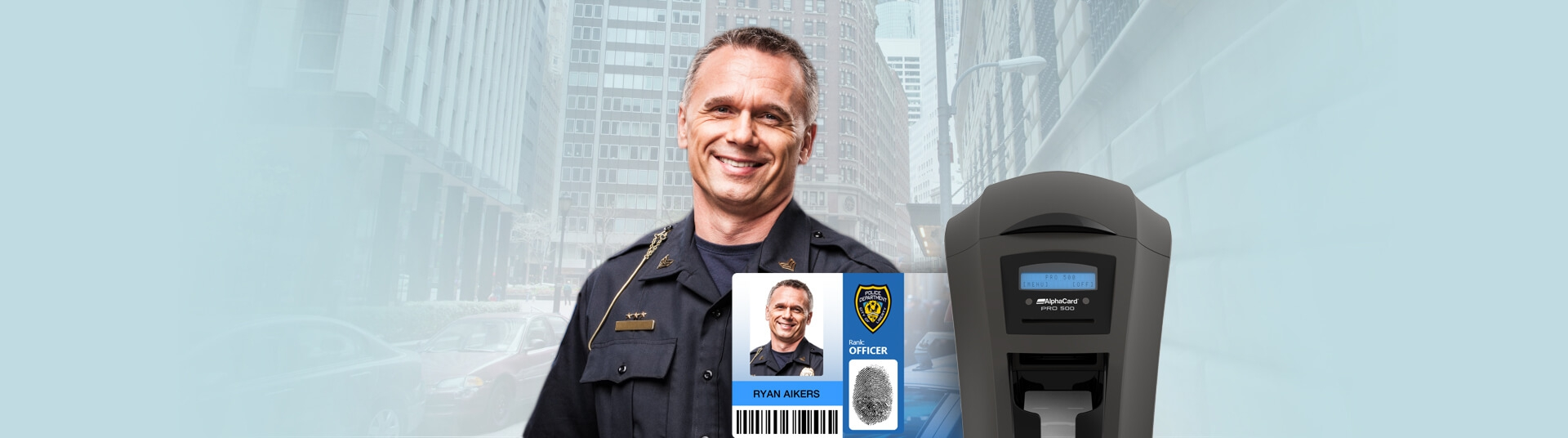 Police ID Cards