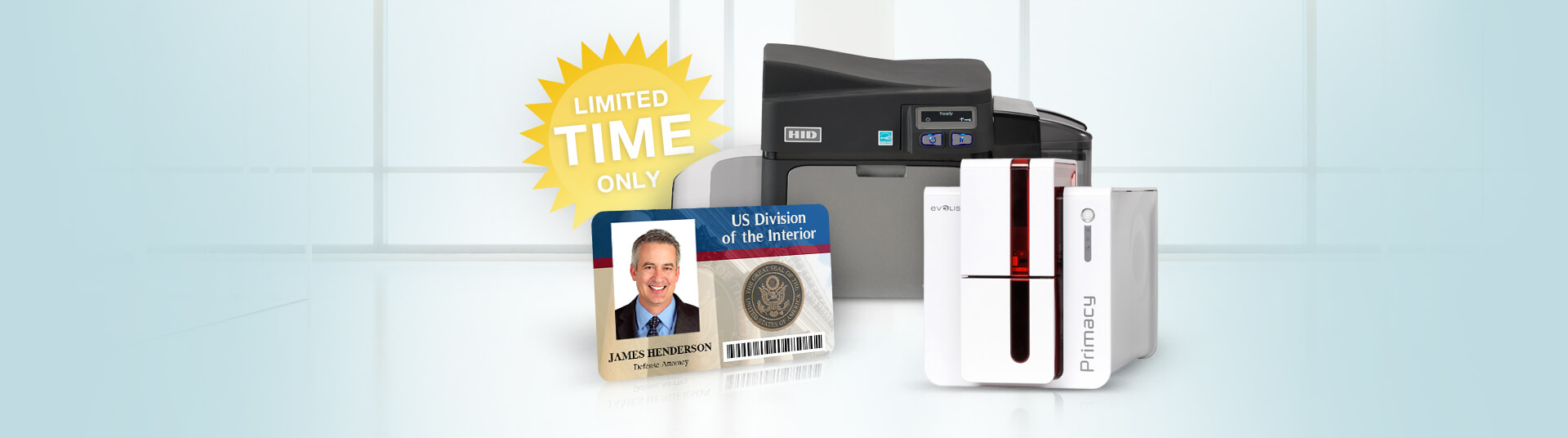 ID Card Printer Rebate Offers