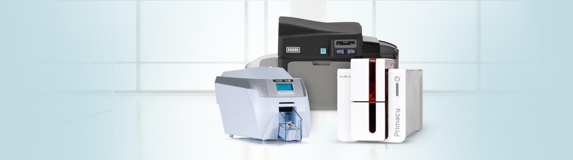 Retail ID Card Machines