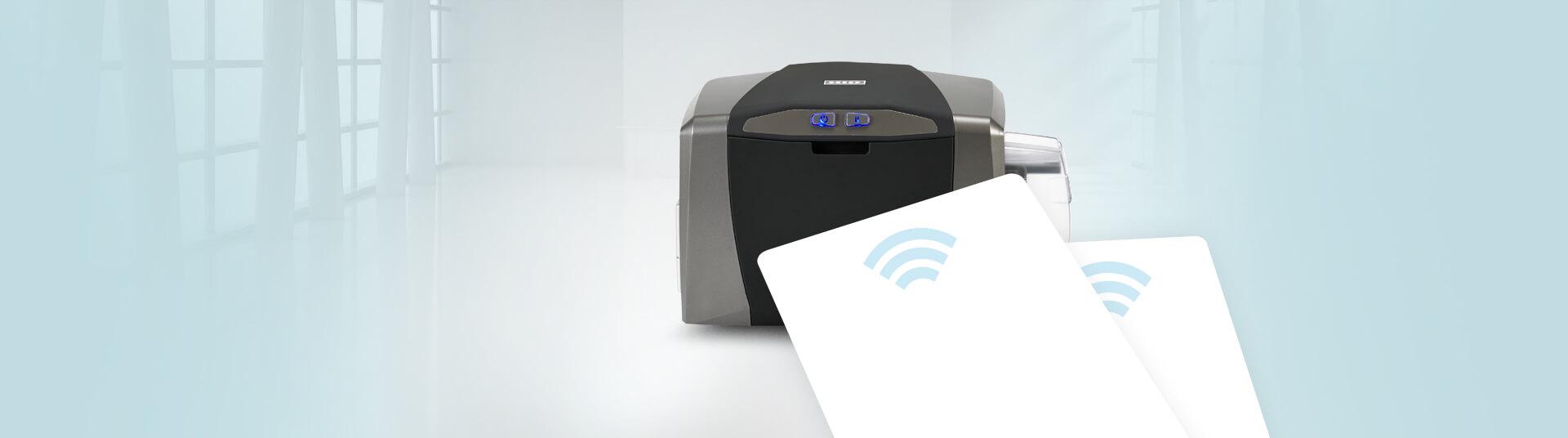 Proximity RFID Card Printers