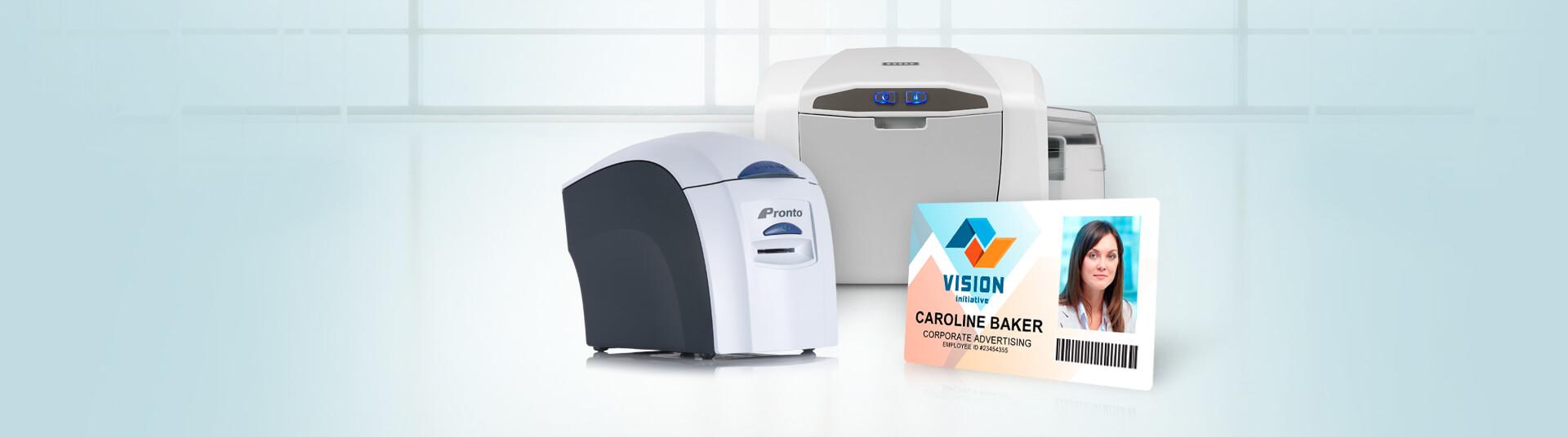 Photo ID Machines, ID Badge Machines | AlphaCard
