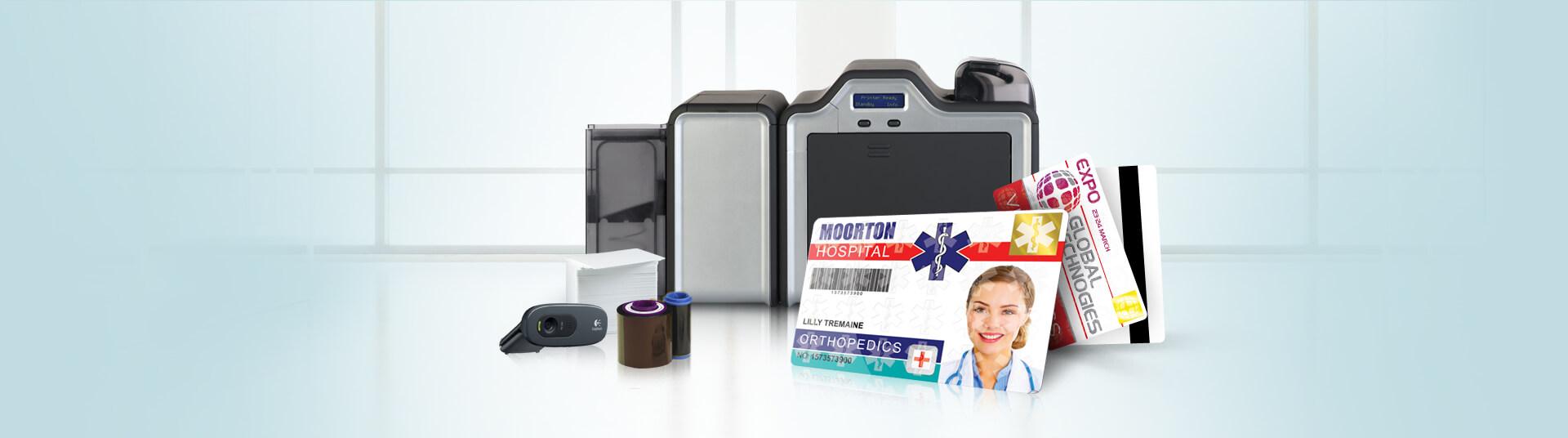 Laminating ID Card Systems