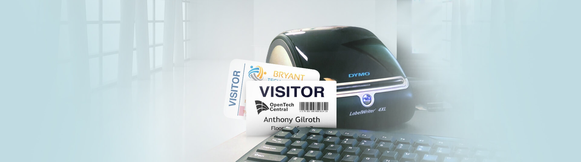 Visitor Badge Printing Thermal Printers | AlphaCard