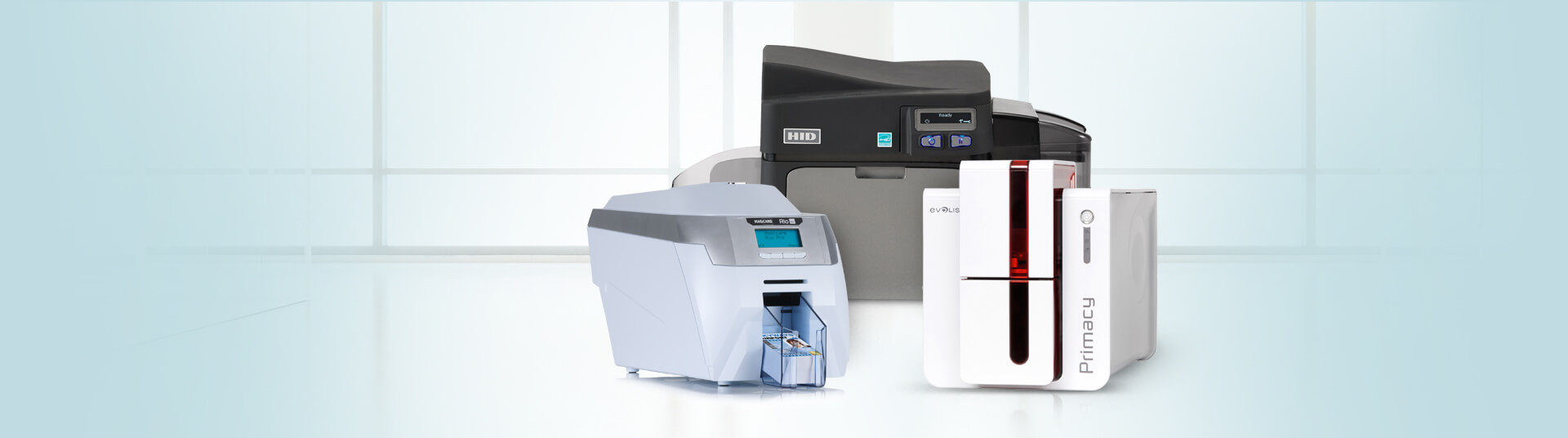 View All ID Printers