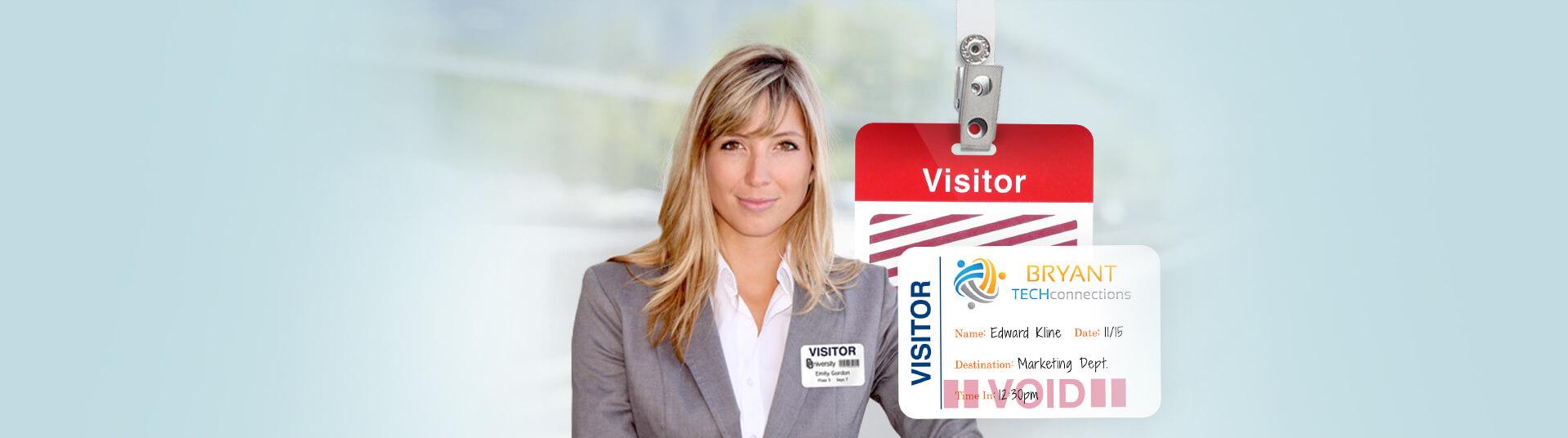 Visitor Badges & Labels
