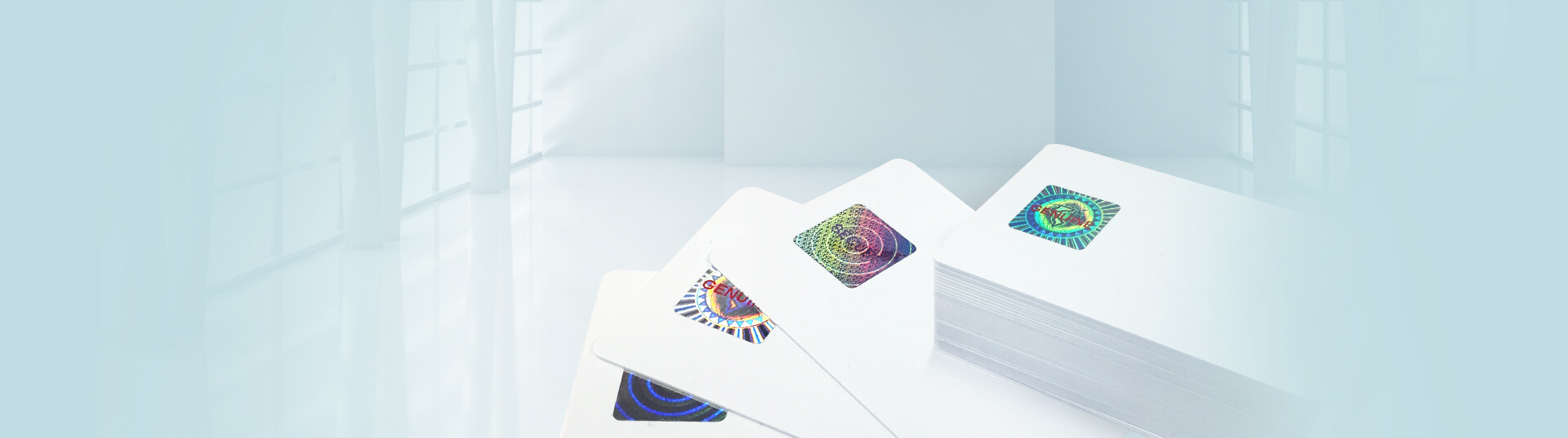 Visual Security Cards