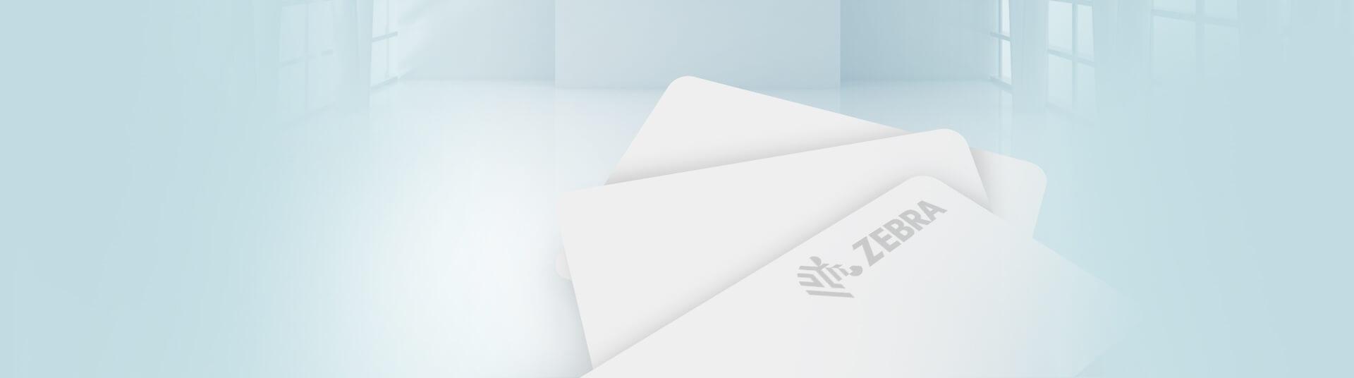 Zebra Blank Cards